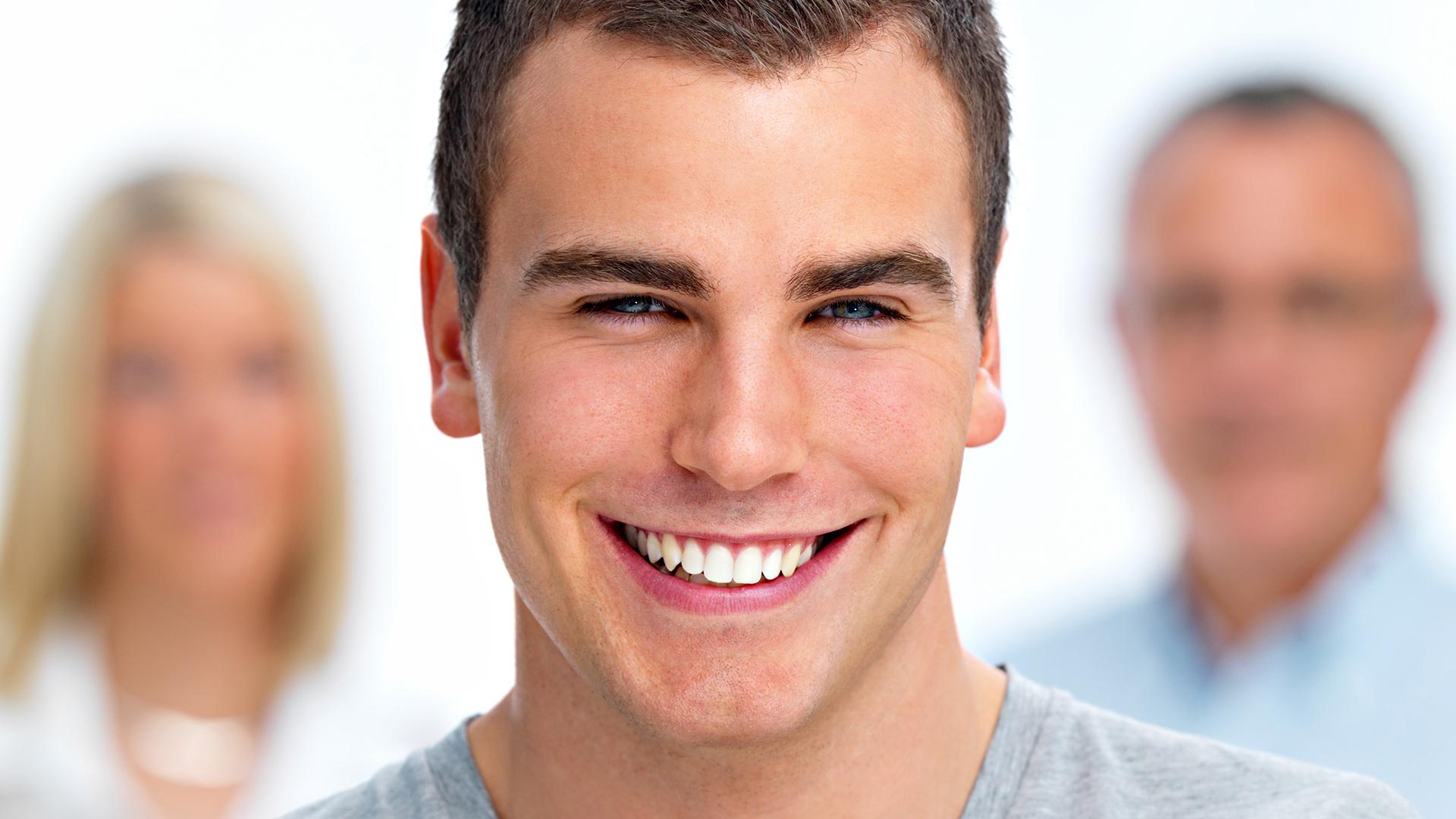 Как сделать лицо красивым у мужчин 107